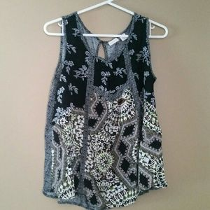 Westbound tank top size Small
